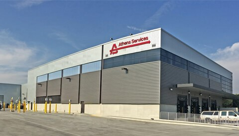 Athens Services Transfer Station & MRF