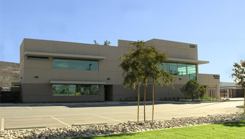 Puente Hills Intermodal Facility Administration Building