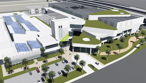 Proposed Waste Management Complex