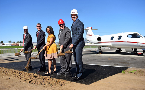 Van Nuys Airport $10 Million, 6-Acre Development