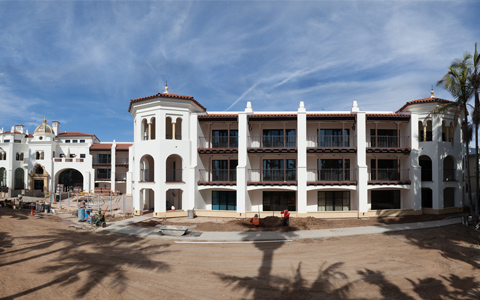 Santa Barbara Inn Nearly Finished with Major Renovations